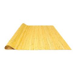 Bamboo Panels Natural 4' H X 8' L - Bamboo Panels Natural 4' H X 8' L