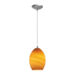 Access Lighting - Access Lighting Sydney Ostrich FireBird Glass Pendant 28223 - 6W in. - 28023-1C- - Shop for Pendants from Hayneedle.com! At Access Lighting top-quality lighting solutions are simple smart practical beautiful and affordable. Those fundamentals permeate the Access Lighting experience from browsing to catalogue to ordering to receipt. With contemporary and transitional styles for indoors and outdoors as well as a wider range of energy-efficient options California-based Access Lighting values customers just as much as it does quality lighting.What is an ENERGY STAR product?This product has earned the ENERGY STAR rating from the U.S. Environmental Protection Agency and the U.S. Department of Energy. ENERGY STAR is a voluntary labeling program designed to identify and promote energy-efficient products. These products meet strict guidelines and can help you save up to a third on energy bills compared to like products without an ENERGY STAR rating. ENERGY STAR products have saved consumers billions and their numbers are growing exponentially in product categories. This ENERGY STAR product has met criteria that will save energy money and reduce greenhouse gas emissions. An excellent choice.