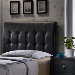 Hillsdale - Headboard with Frame (King) - Choose Size: KingModern and streamlined. Requires a mattress and box spring. Some assembly required. 40.5 in. W x 63.5 in. D x 47.25 in. H (46.5 lbs.)