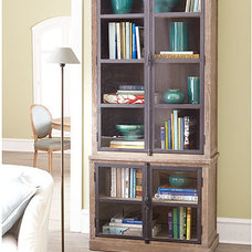 Modern Display Cabinet | Wisteria