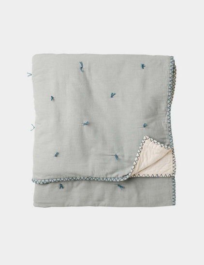 Contemporary Quilts And Quilt Sets by TOAST