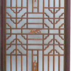 Modern Screens And Room Dividers by Golden Lotus Antiques