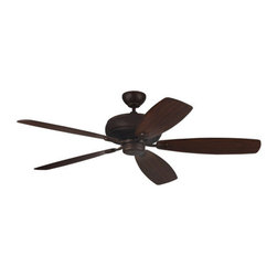 "Monte Carlo - Monte Carlo Embassy Max 5 Bladed 60"" Indoor Ceiling Fan - Energy Star Rated and - Features:"