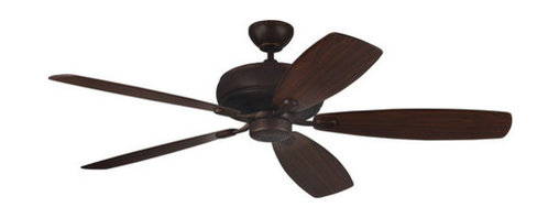 """Monte Carlo - Monte Carlo Embassy Max 5 Bladed 60"""" Indoor Ceiling Fan - Energy Star Rated and - Features:"""