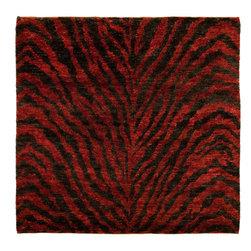 Safavieh - Safavieh Bohemian Boh224B Red / Black Area Rug - Safavieh Bohemian Boh224B Red / Black Area Rug