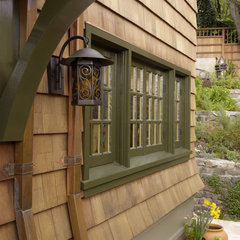 traditional exterior by Camber Construction