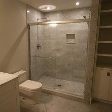 Showerheads And Body Sprays by Coast Glass