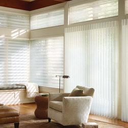 Hunter Douglas Alustra® Luminette® Privacy Sheers - Hunter Douglas Alustra® Luminette® Privacy Sheers