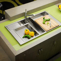 modern kitchen sinks by Build.com
