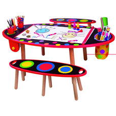 contemporary kids tables by Diapers