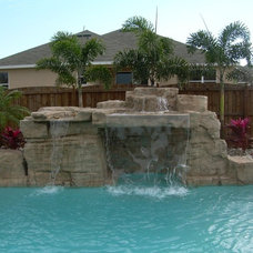 Hot Tub And Pool Supplies by Rock 'N Water Creations