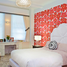 Contemporary Wallpaper by NewWall