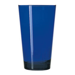 Libbey - Libbey Cobalt Flare 17-oz Cooler Glasses (Pack of 12) - Libbey Glassware is the innovative leader in North America in producing durable,quality glassware for the foodservice industry. These glasses come in a case of 12.
