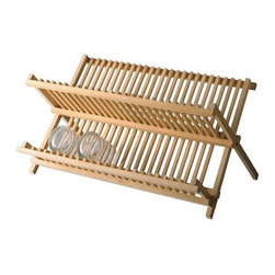 MAGASIN Dish drainer - Dish drainer, solid wood