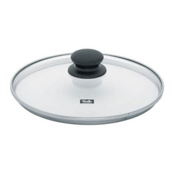 "Fissler - Fissler Vitaquick Glass Lid 26-cm / 10.2"" - Glass lid for VitaQuick Pressure Cookers. Diameter: 26 cm / 10.2 inch."