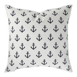 Caitlin Wilson Anchor Pillow Cover