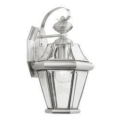 Livex Lighting - Livex Lighting 2161-91 Outdoor Lighting/Outdoor Lanterns - Livex Lighting 2161-91 Outdoor Lighting/Outdoor Lanterns
