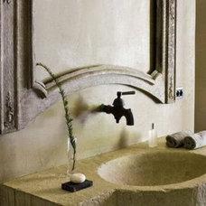 ~linen & lavender: Design Daily - faucet and bath