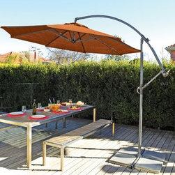 Coolaroo 12 Ft Round Cantilever Patio Umbrella Stay