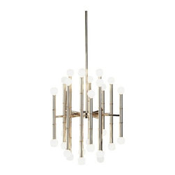 Robert Abbey - Robert Abbey | Meurice 30-Light Chandelier - Design by Jonathan Adler, 2006.