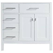 Modern Bathroom Vanities And Sink Consoles by Luxury Bath Collection