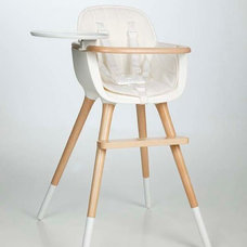 Modern High Chairs And Booster Seats by Ovo by Micuna