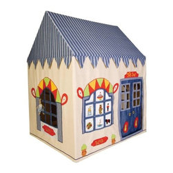 Toy Shop, Small - - Includes Metal Frame, Fabric Tent, And Storage Bag