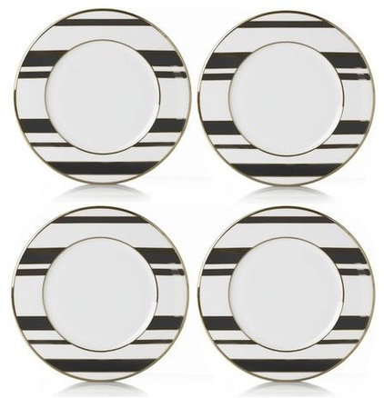 Modern Dinner Plates by Mikasa