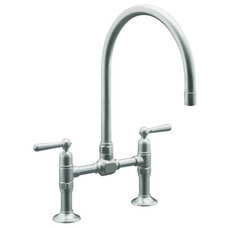 Contemporary Kitchen Faucets by PlumbingDepot