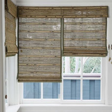 Traditional Window Treatments by Cassandra Moore | smith+noble