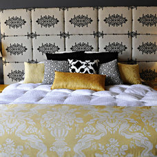 Eclectic Bedroom by Brooke Ulrich