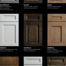Traditional Kitchen Cabinetry by Marvin Home Center