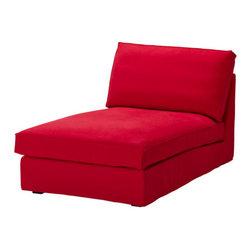 Ola Wihlborg - KIVIK Chaise - Chaise, Ingebo bright red