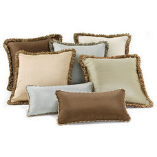 Traditional Decorative Pillows by FRONTGATE