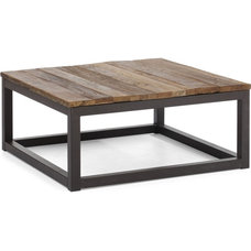 Rustic Coffee Tables by Matthew Izzo
