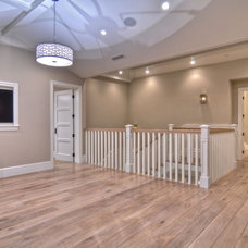 Traditional Family Room by Patterson Custom Homes