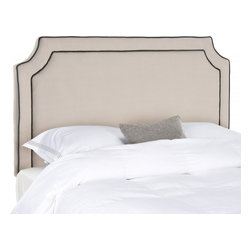 Safavieh - Norwich Full Headboard - Norwich Full Headboard