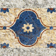 Tropical Floor Tiles by A Stonetech P.Ltd.