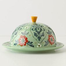 Eclectic Butter Dishes by Anthropologie