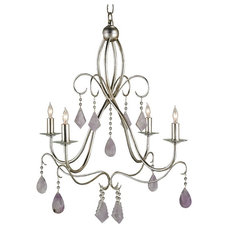 Transitional Chandeliers by AT HOM