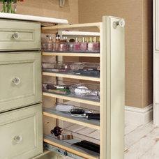 Modern Bathroom Storage by Merillat