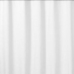Sweet Jojo Designs - Hotel White & Gray Shower Curtain by Sweet Jojo Designs - The Hotel White & Gray Shower Curtain by Sweet Jojo Designs, along with the  bedding accessories.