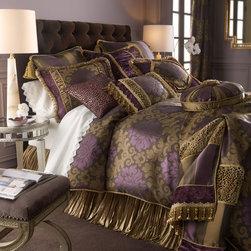 """""""Palatial"""" Bed Linens -"""