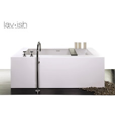 Contemporary Bathtubs by Lav•ish - The Bath Gallery