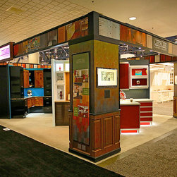 Kitchen & Bath Industry Show 2014 - We displayed new products and ideas at the annual Kitchen & Bath Industry Show (KBIS) in Las Vegas.