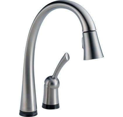 Contemporary Kitchen Faucets by Home Depot