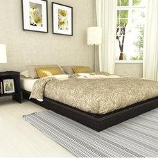 Modern Platform Beds by Wayfair