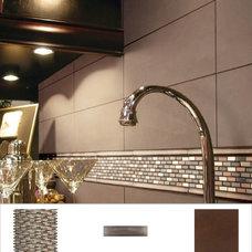 Modern Tile by SGK Designs, LLC