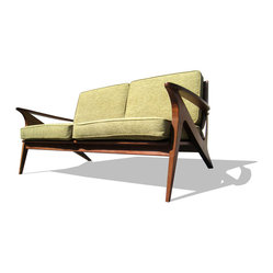 South of Urban - South of Urban | 1107 Z Settee - Design | Jonathon Quinn