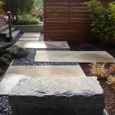 Contemporary  by Outer space Landscape Architecture